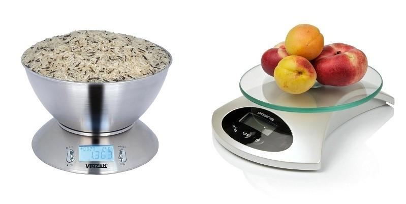 Электронные весы от Polaris и Vinzer