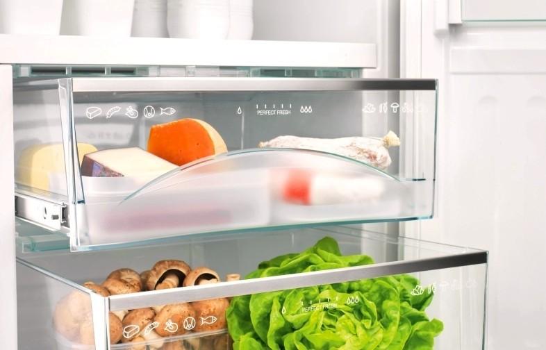 Зона свежести в холодильнике LG
