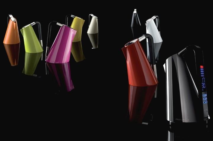 Цветные чайники Bugatti Vera