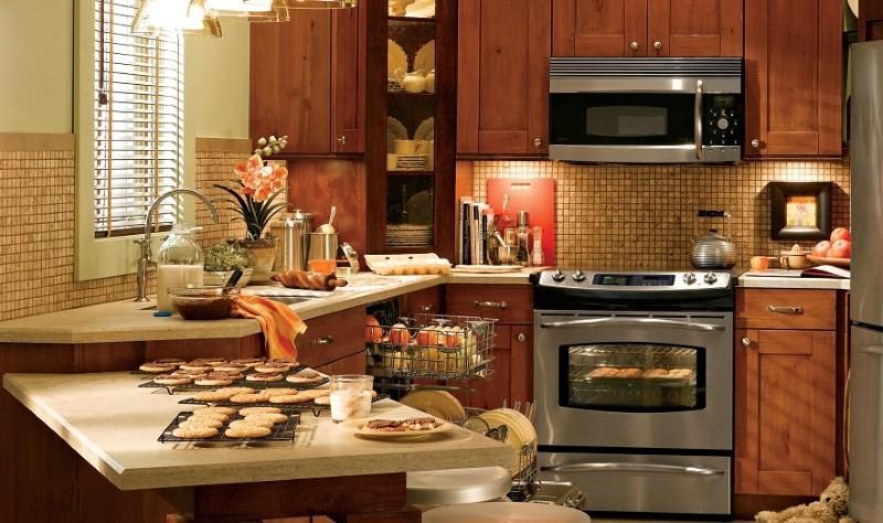 Výsledek obrázku pro уютная кухня