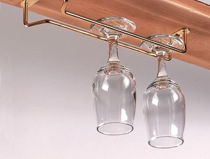 Аксессуары для барной стойки – держатель бокалов