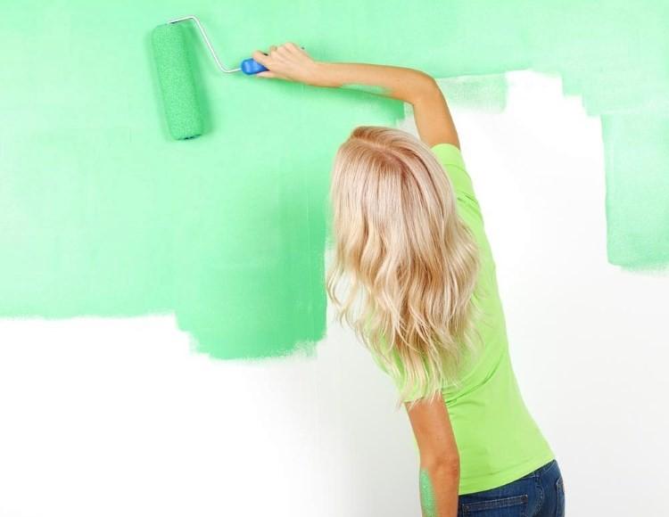 Цвет стен на кухне