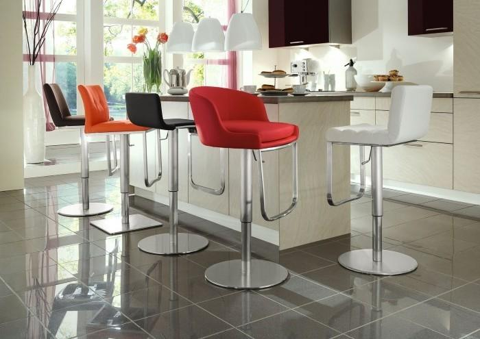 Барная мебель на кухне