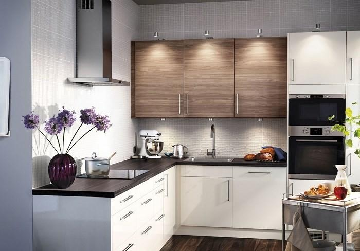 Кухонные шкафы ИКЕА