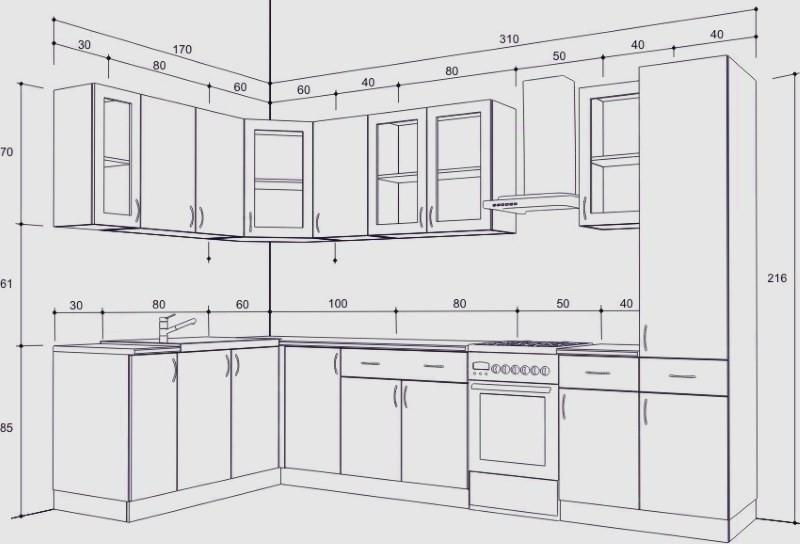 Как самому сделать шкафы для кухни 24