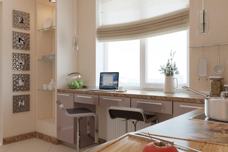 Подоконник столешница на кухне.фото Душевой поддон из искусственного камня Hi-Macs Павловский Посад