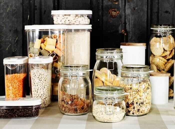 Емкости для сыпучих продуктов