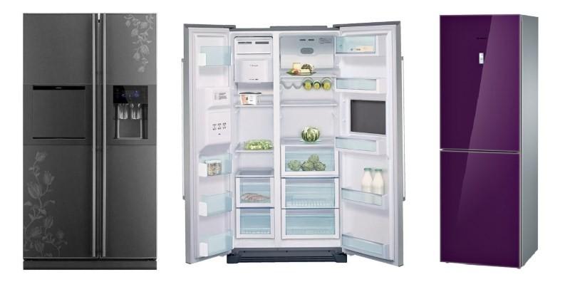 Холодильники большого размера