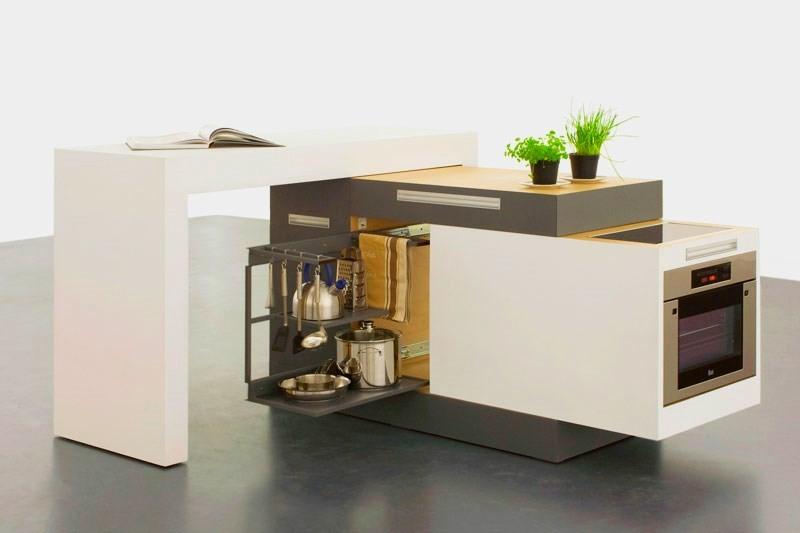 Вариант мини-кухни