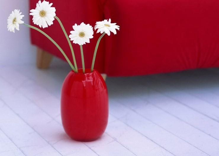 Декоративная ваза