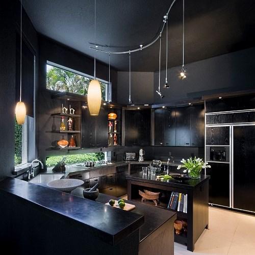 Чёрные кухни