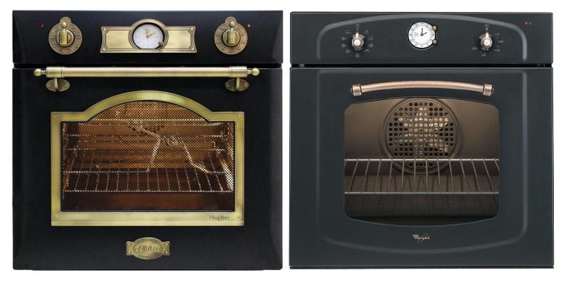 Встраиваемые духовые шкафы Kaiser EH 6355 Em и Whirlpool AKP 288 NA