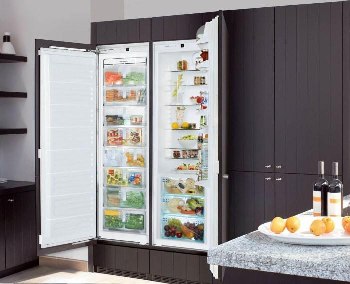 Холодильник типа side by side