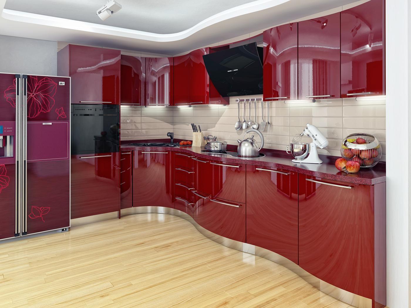 Кухни аякс фото