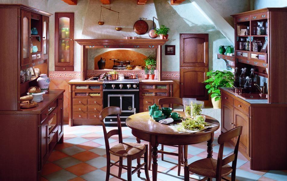 Стильная кухня своими руками