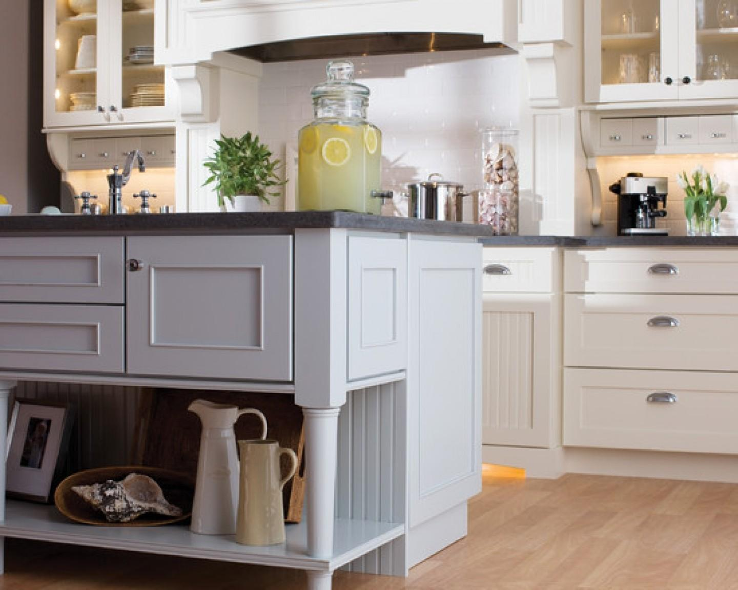 Cucine country chic moderne 2
