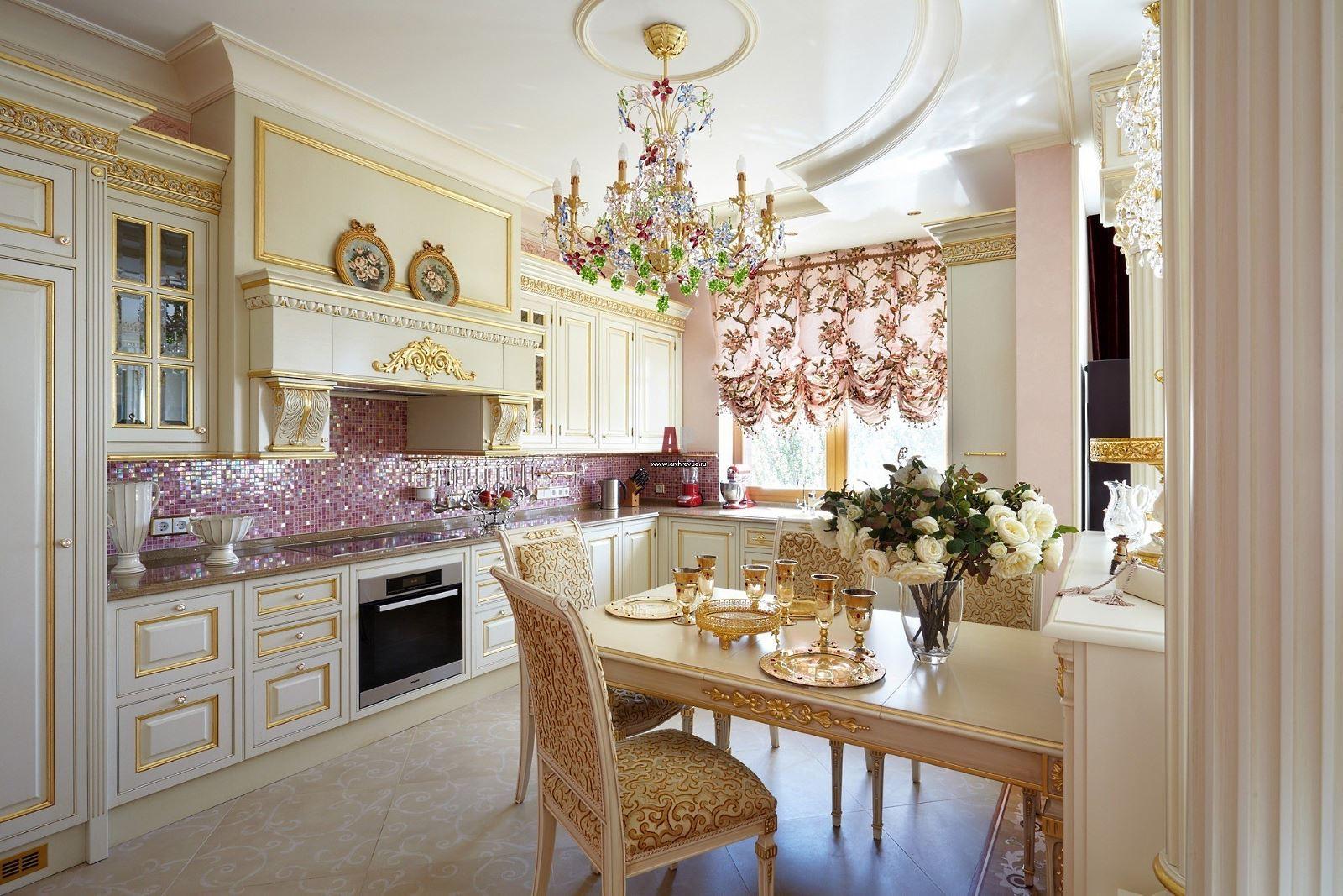 Дизайн кухни от дизайнеров