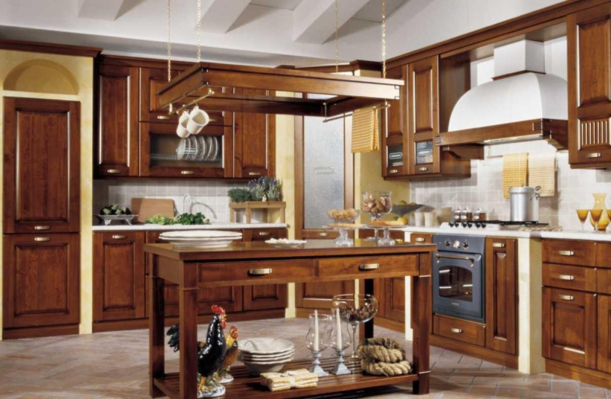 Cucine stosa stile country