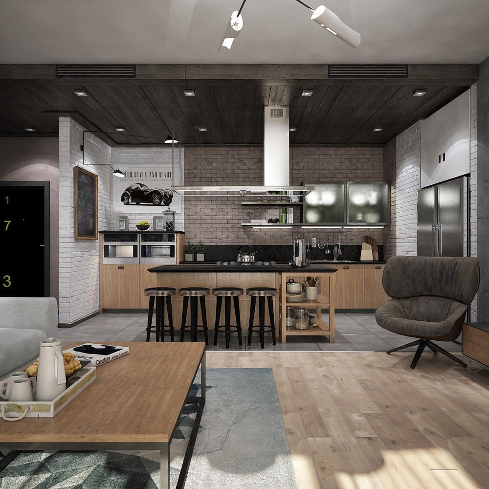 Дизайн квартир фото обои