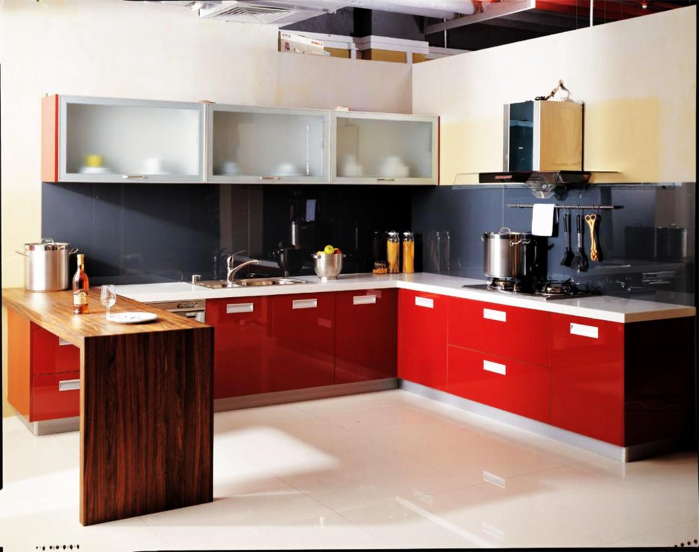 Угловые кухни модерн фото дизайн 97