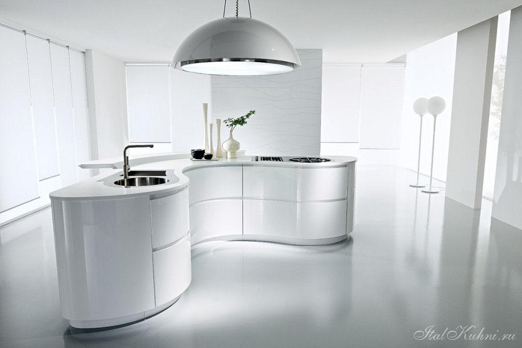 Dune kitchen design from pedini elegant kitchen area