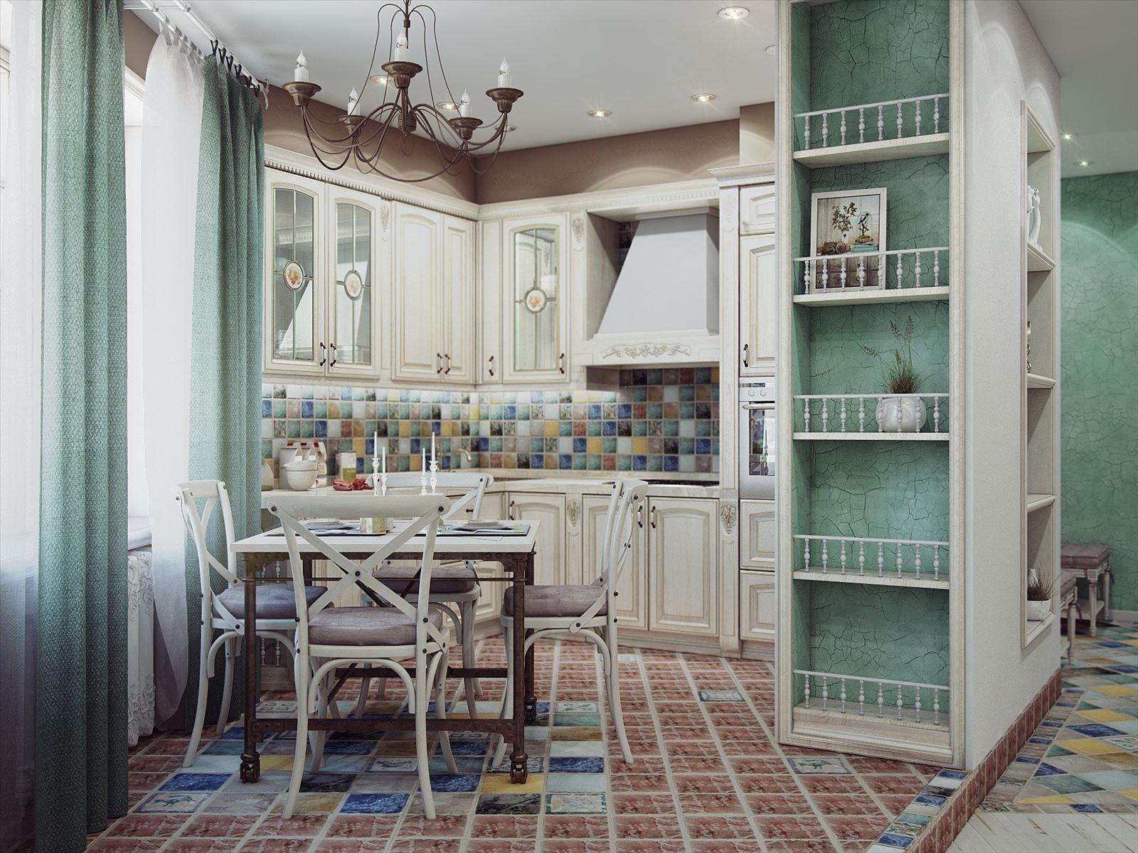 Кухня в стиле прованс: 50 фото идей, оформление дизайна, обо.