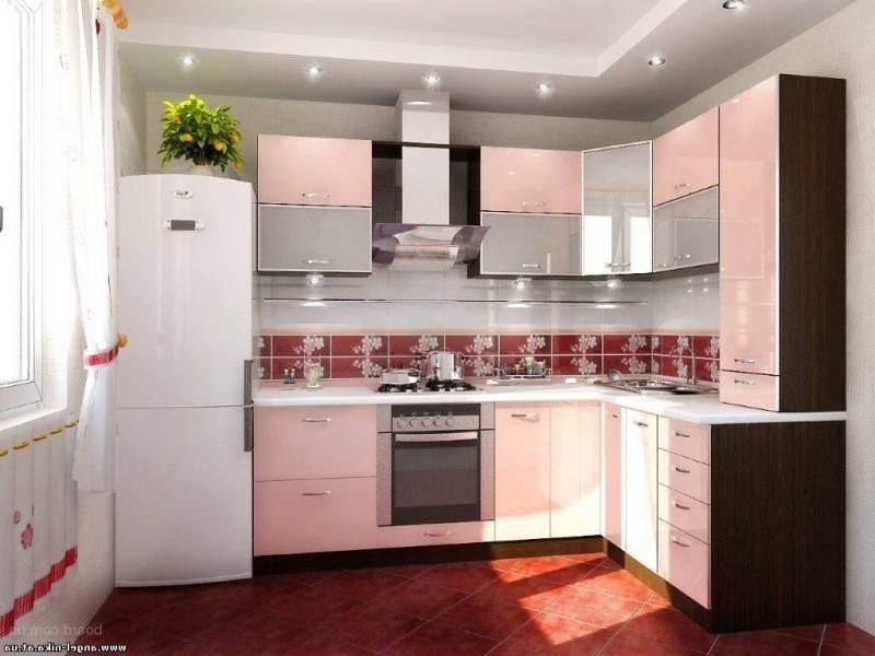 Дизайн кухни серого цвета фото
