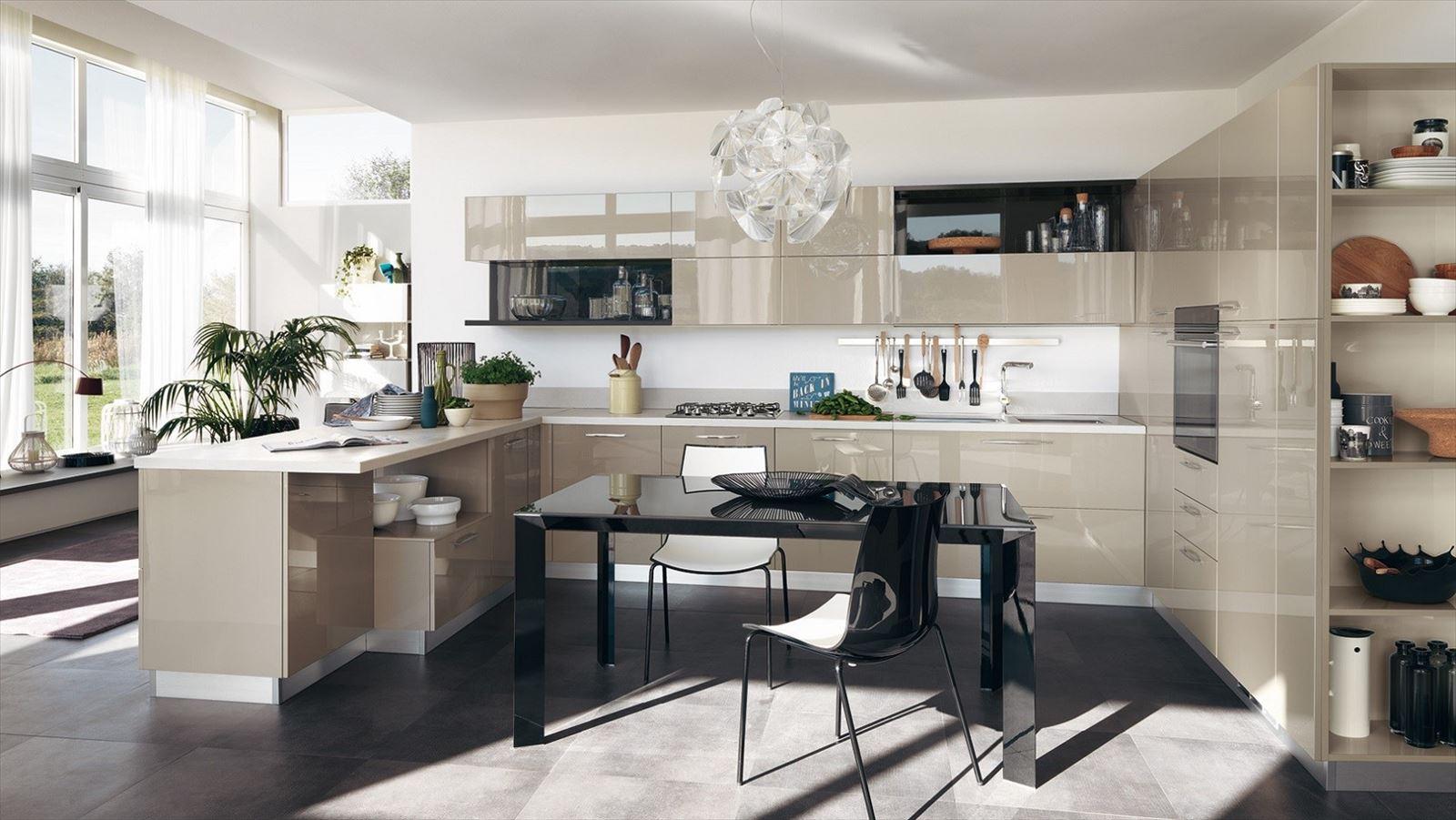 Кухня новые дизайны