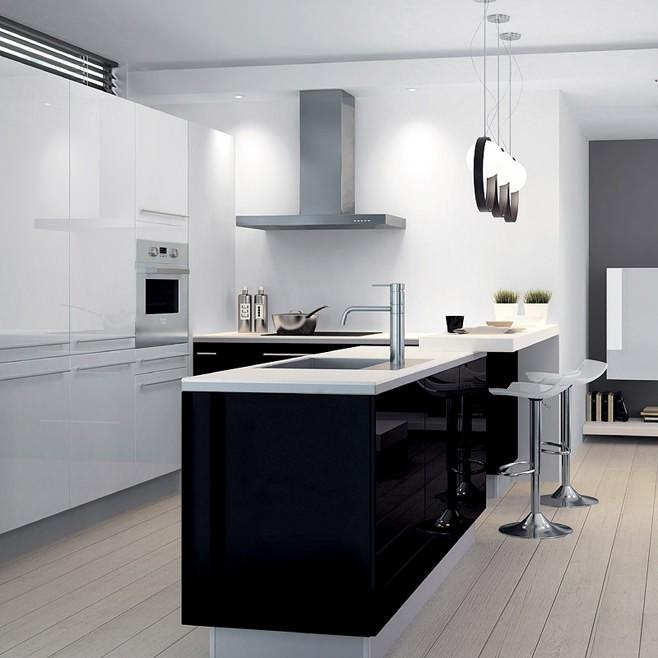 3 - Modele de cuisine cuisinella ...