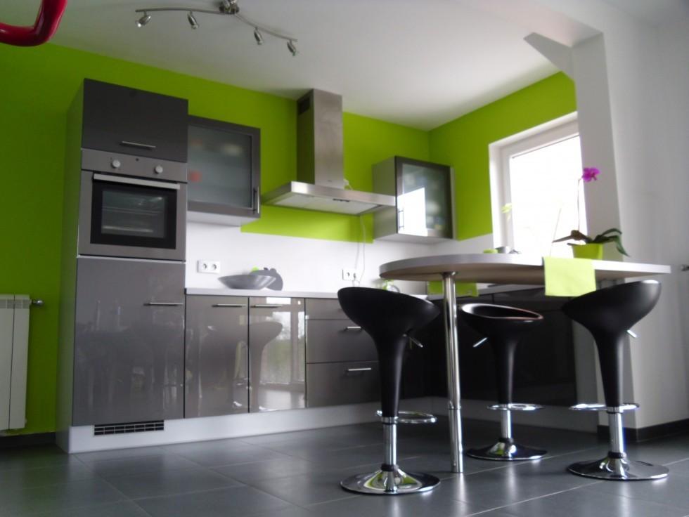 Кухни серого цвета в интерьере фото