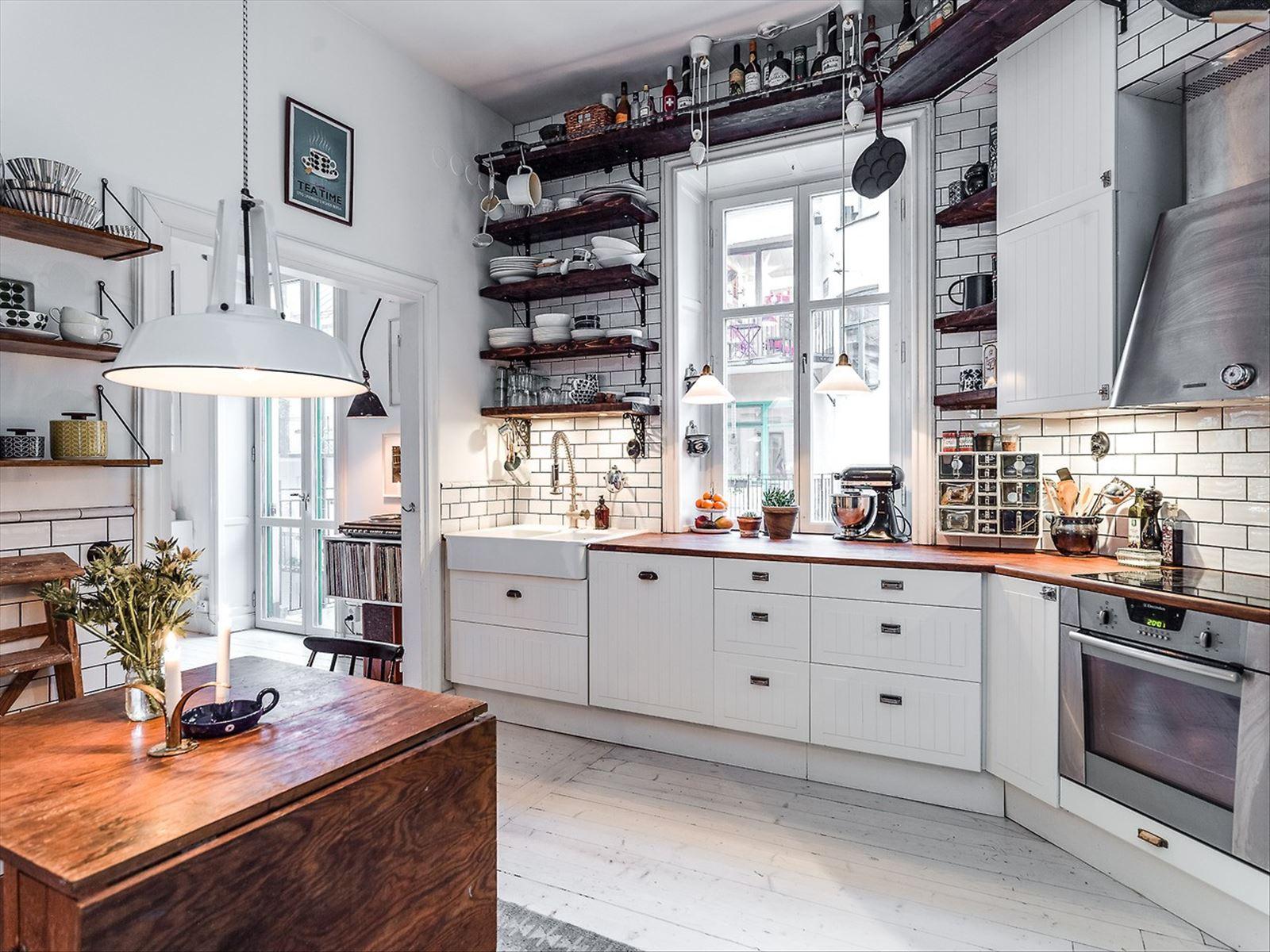 Квартира в скандинавском стиле своими руками