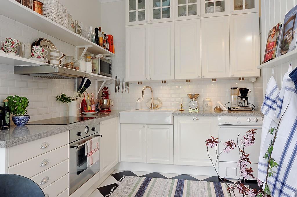 Кухня в деревенском стиле - фото и подборка товаров