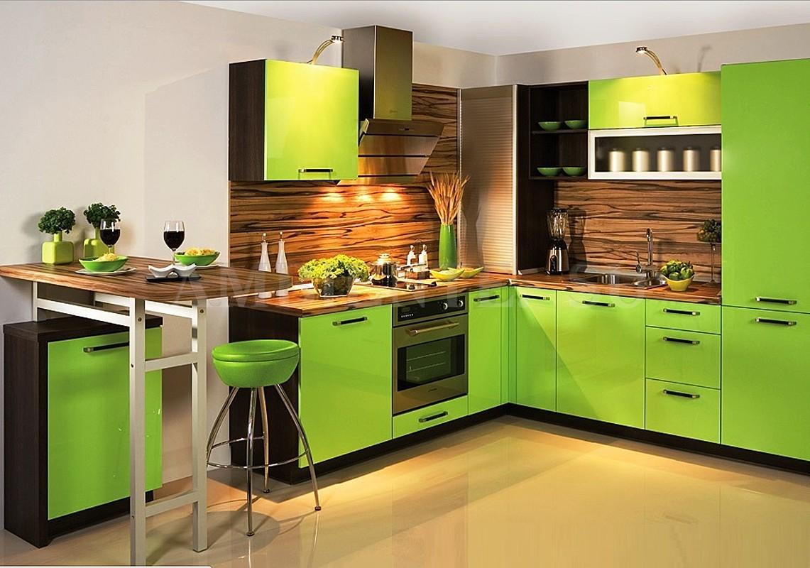 Как выбрать цвет для кухни правильно