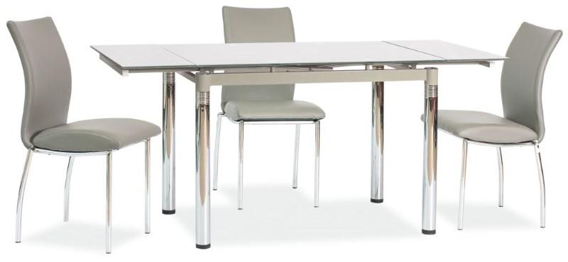 Металлический раскладной стол