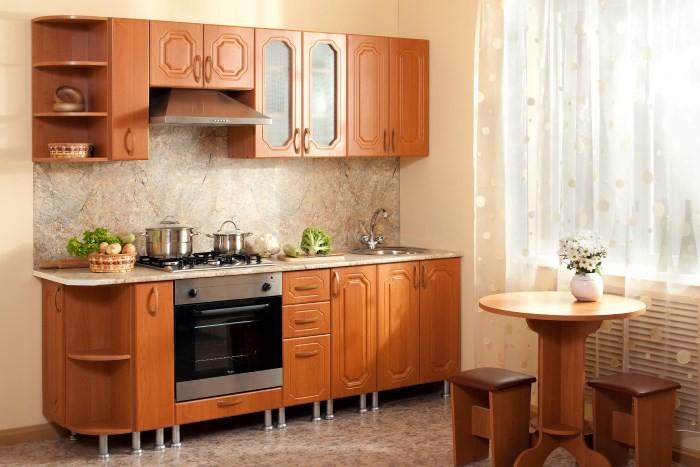 Недорогой кухонный гарнитур