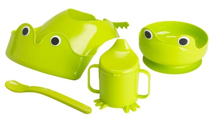 Набор детской посуды ИКЕА для кормления