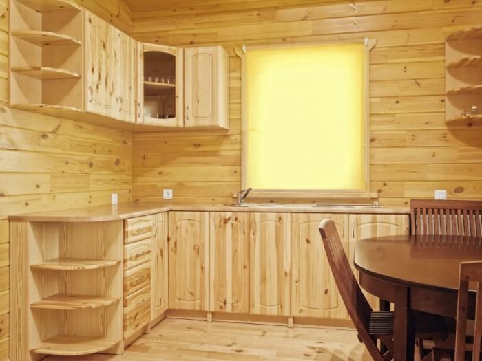 Самодельный кухонный гарнитур