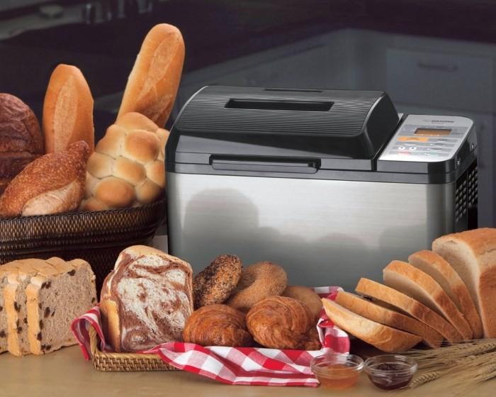 Домашний хлеб и хлебопечь
