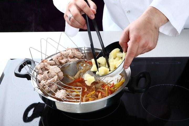 Индукционная сковорода Amway