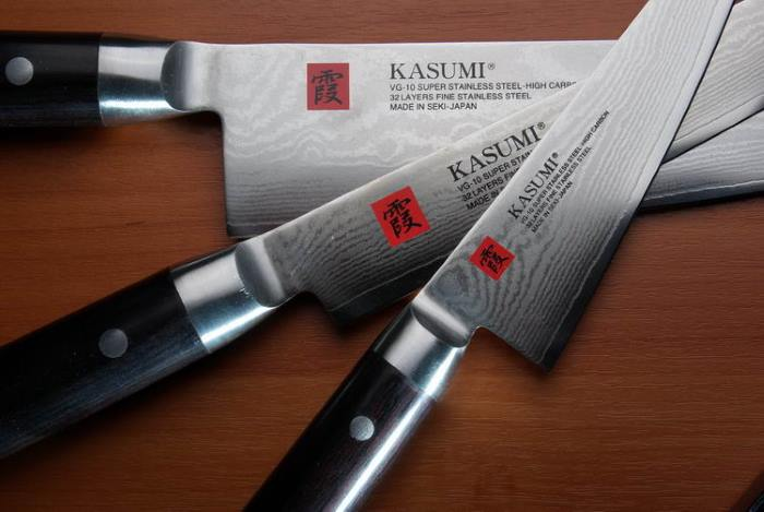 Ножи Kasumi