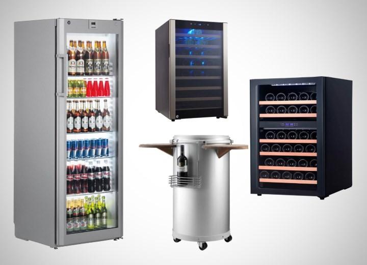 Холодильник для напитков и винные шкафы фирмы Vestfrost