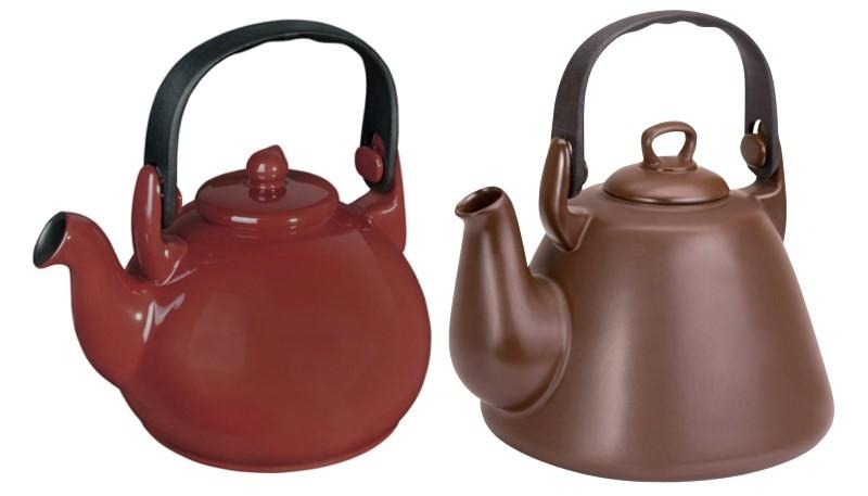 Керамические чайники для газовой плиты