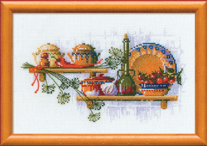 Вышивка крестом кухонная 86