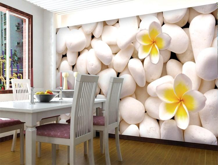 Фотообои на кухонной стене