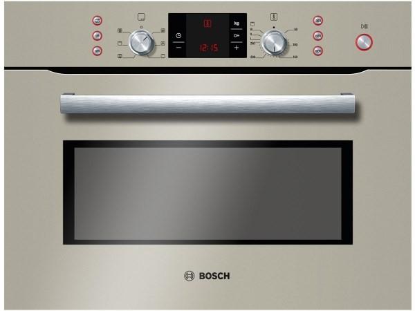 Компактный электрический встраиваемый духовой шкаф Bosch
