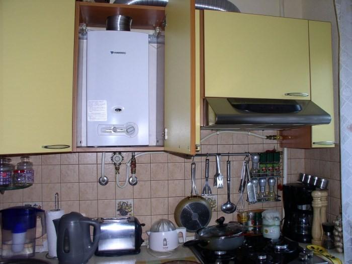 Кухонная колонка
