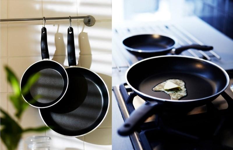 Сковородки Кавалькад от ИКЕА