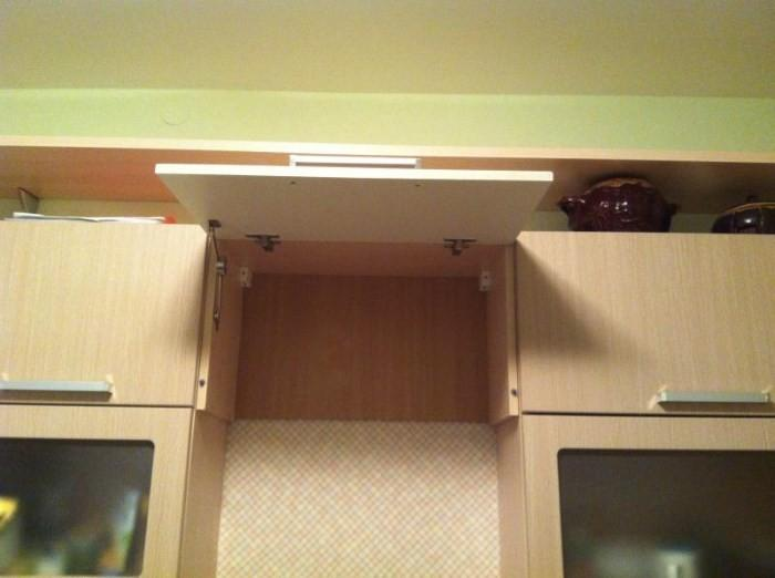 Шкаф для вытяжки