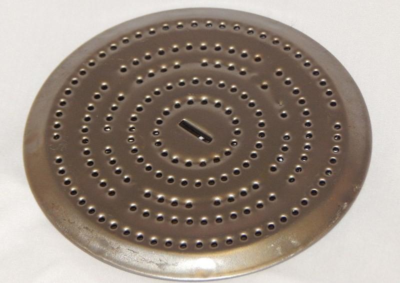 Рассекатель пламени для газовой плиты: конфорки и крышки