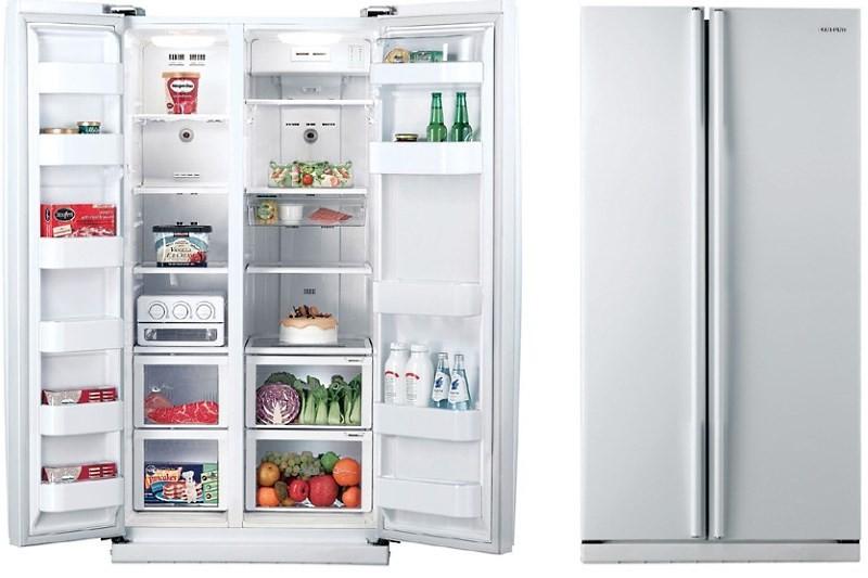 Холодильник двухдверный Samsung